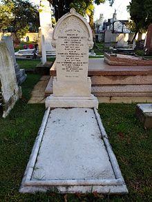 dcadf5625348 Grave of Edmund J. Herbert Hett and Charles Percival Hett