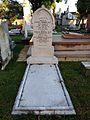 Hett grave - British Cemetery Montevideo.jpg