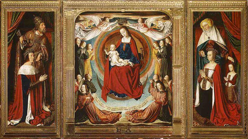 Exposition hommage aux ducs de Bourbon (1327-1523) 800px-Hey_Moulins_Triptych