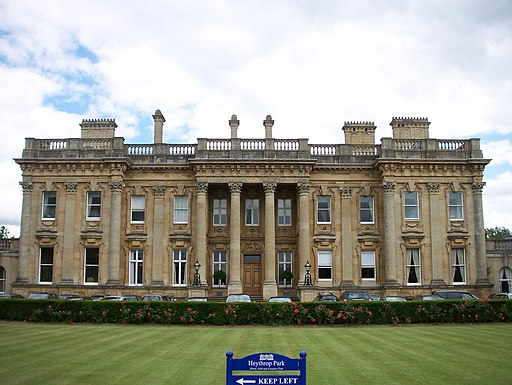 heythrop park wedding venue