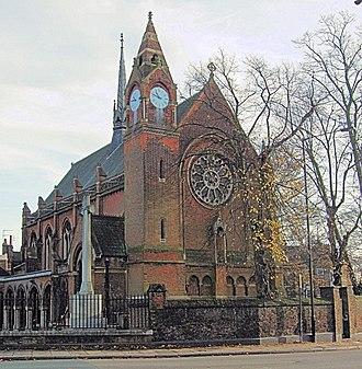 Charles Clarke - Highgate School
