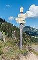 Hiking sign at Col de l'Ecuell (2).jpg