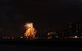 Hilton Fireworks seen from the south end of Waikiki (4769921967).jpg
