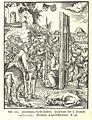 Hinrichtung durch Fallbeil, Holzschnitt von Lucas Crancach der Ältere.jpg