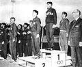 Hockey su prato Olimpiadi 1960 premiazione.jpg