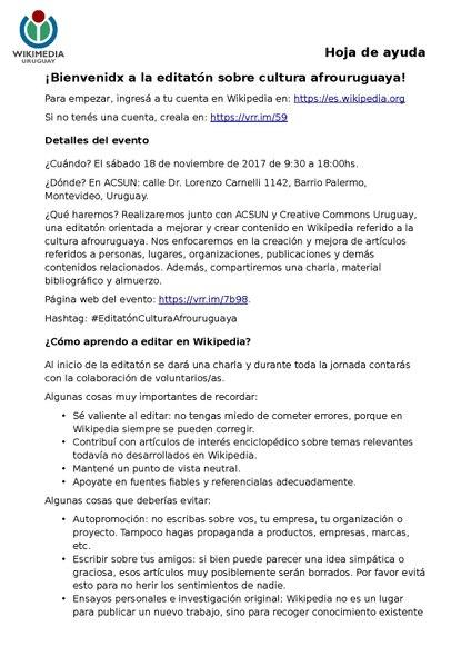 Archivo:Hoja de ayuda para Editatón Cultura afrouruguaya.pdf ...