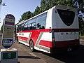 Hokkaido-Chuo-bus highway-express-Iwamizawa-Gou Green-Land-amusement-park-bus-stop.JPG