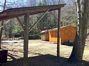 Hole in the Wall Gang Camp - Image: Hole In The Wall Gang Camp 1