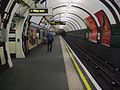 Holloway Road stn eastbound look south.JPG