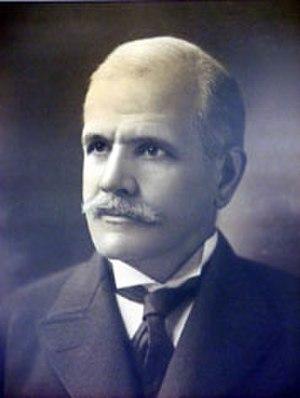 Holmes Conrad - Holmes Conrad portrait