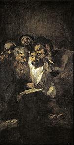 Peintures Noires Wikipedia