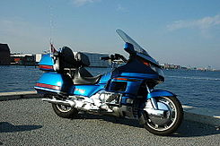 Honda goldwing wikipedia la enciclopedia libre honda goldwing 1500g fandeluxe Gallery