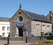 Honiton Town Museum - geograph.org.uk - 46357.jpg