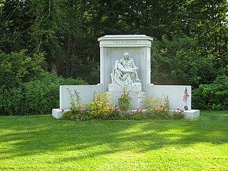 Hope Cemetery - Image: Hope Barre 01