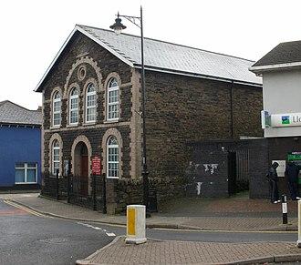 Pontnewydd - Image: Hope Methodist Church, Pontnewydd geograph.org.uk 1547924