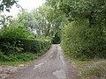 Hordle, Agar's Lane. - geograph.org.uk - 1480061.jpg