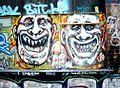 Horror Faces on ACDC Lane.JPG