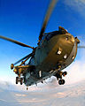 Hot and cold spells for the Commando Helicopter Force in 2007. 16th January 2007 MOD 45147559.jpg