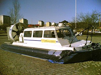 Cars For Short People >> Hovercraft - Simple English Wikipedia, the free encyclopedia