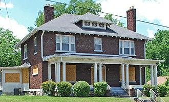 McKissack & McKissack - Hubbard House, Nashville; built 1920
