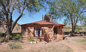 Hubbell Trading Post National Historic Site - Guest House