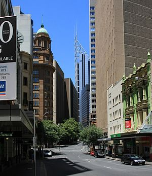 Hunter Street, Sydney - Image: Hunter street sydney