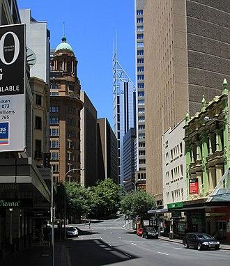 Hunter Street, Sydney - Image: Hunter street sydney