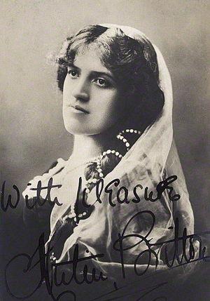 Hutin Britton - Britton c. 1905