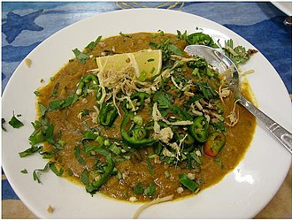 Haleem - Hyderabadi Haleem