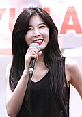 HyunA at fan event in August 16, 2014 06.jpg