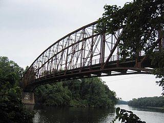Schell Bridge bridge in United States of America