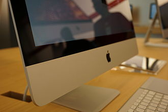 IMac (Intel-based) - 27-inch slim unibody iMac