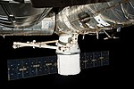 ISS-59 SpaceX CRS-17 Dragon docked to the ISS (2).jpg
