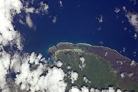 ISS018-E-7724 NASA North central SAVAI', REEFS, FAGAMALO.jpg