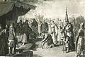 Id Vastagh György Kuthen kun király hódolata IV. Béla előtt.jpg