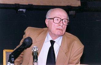 Virgil Ierunca - Virgil Ierunca in 1994