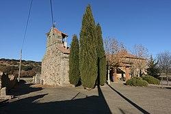 Iglesia de San Miguel, Sanchón de la Sagrada 02.jpg
