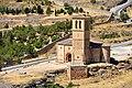 Iglesia de la Vera Cruz, Segovia, 13th century (28824578694).jpg