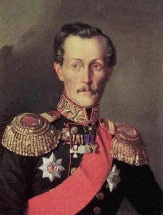 Lev Igorev - Karl-Burgardt Wenzel, Governor of Irkutsk