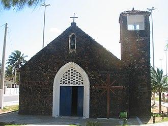 Our Lady of Navigators - Image: Igreja da Redinha Natal