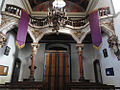 Igreja de Nossa Senhora do Carmo - Sabará - coro.jpg