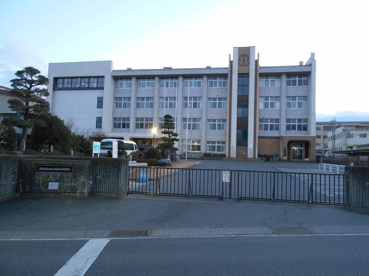 飯田OIDE長姫高等学校