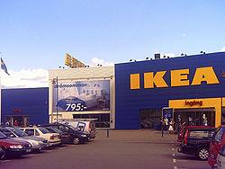 Ikea википедия