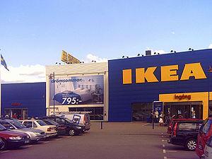 Älmhult Municipality - Ikea in Älmhult, 2005