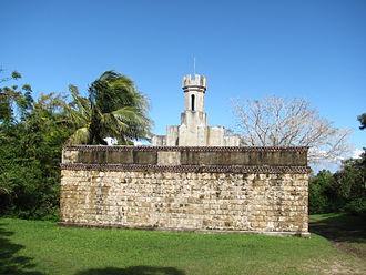 Isle of Pines (New Caledonia) - Image: Ile Des Pins Chateau