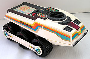 Big Trak - Elektronika IM-11