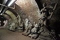 Imperial Palace Vienna - the imperial vine cellar with its plaster model collection.JPG