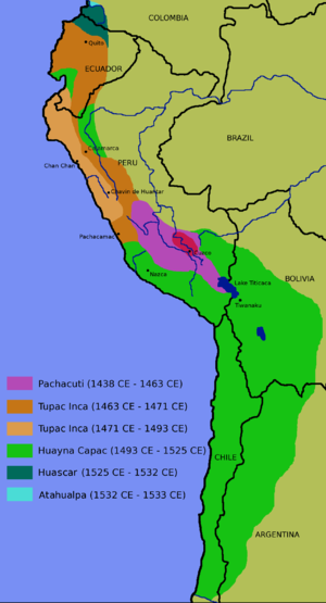 Inca-expansion