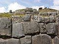 Inca Stone Architecture - Sacsayhuaman - Peru 01 (3785396435).jpg