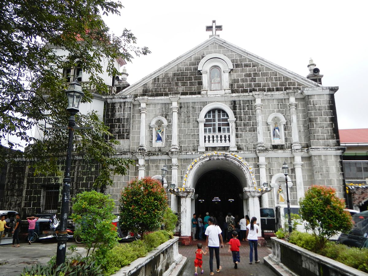 saint gregory the great parish church (indang) - wikipedia